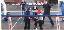 club boxe francaise savate